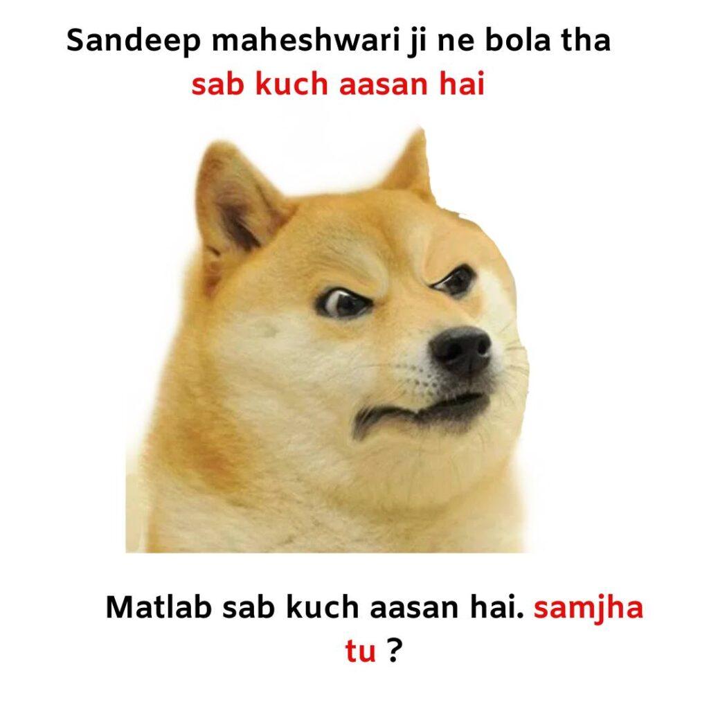 meme meaning in Hindi surreal meme